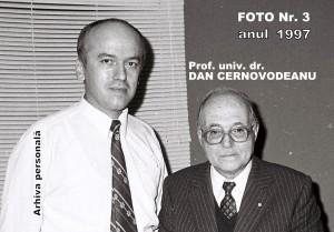 Dan Cernovodeanu este cel din dreapta. Sursa: Arhiva personală Mihail Sorin Gaidău.